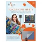 Jig-and-Puz-80006 Puzzle-Klebefolie für 1000 Teile