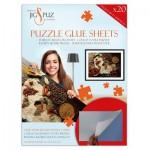 Jig-and-Puz-80008 Puzzle-Klebefolie für 3000 Teile