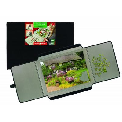 Jumbo-10715 Portapuzzle Puzzle-Mappe für Puzzle bis zu 1000 Teilen - Standard