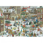 Puzzle  Jumbo-13007 Jan Van Haasteren: Weihnachten