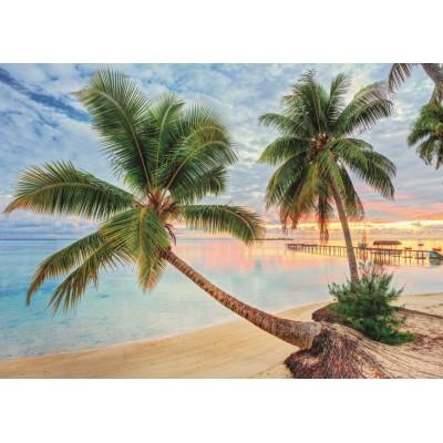 Puzzle  Jumbo-18363 Französisch Polynesien