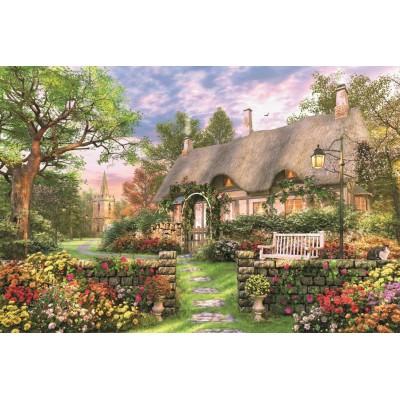 Puzzle  Jumbo-18367 Cottage