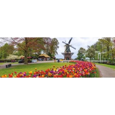 Puzzle  Jumbo-18517 Mühle, Holland