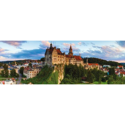 Puzzle  Jumbo-18520 Schloss Sigmaringen
