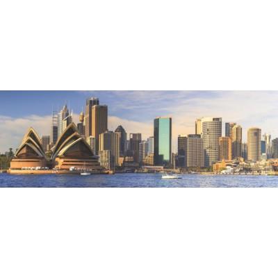 Puzzle  Jumbo-18577 Sydney Skyline