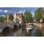 Puzzle  Jumbo-18578 Herengracht, Amsterdam
