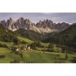 Puzzle  Jumbo-18580 Dolomiten, Italien
