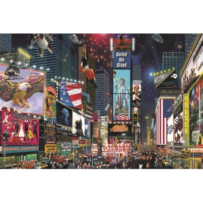 Puzzle  Jumbo-18583 Times Square, New York