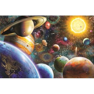 Puzzle  Jumbo-18586 Planeten im Weltall