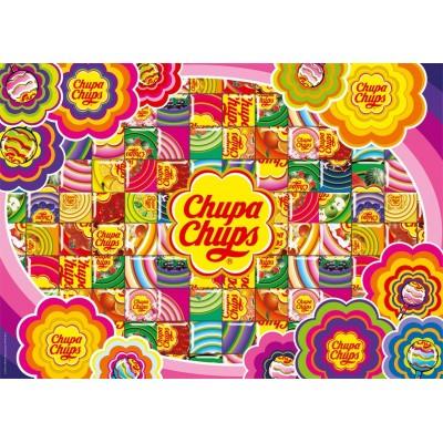 Puzzle  Jumbo-18804 Chupa Chups