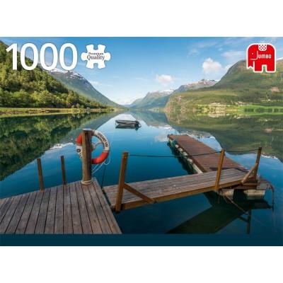 Puzzle  Jumbo-18811 Styrn, Norwegen