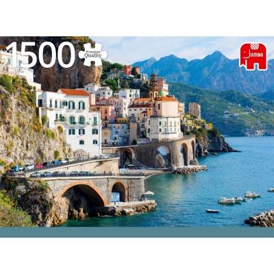 Puzzle  Jumbo-18828 Amalfi Coast, Italy
