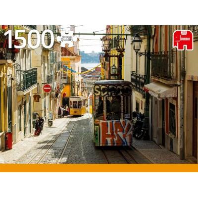 Puzzle  Jumbo-18829 Lissabon, Portugal