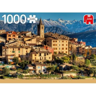 Puzzle  Jumbo-18831 Alps Near Cote d'Azur