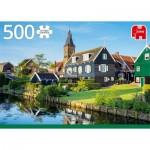Puzzle  Jumbo-18834 Marken, Niederlande