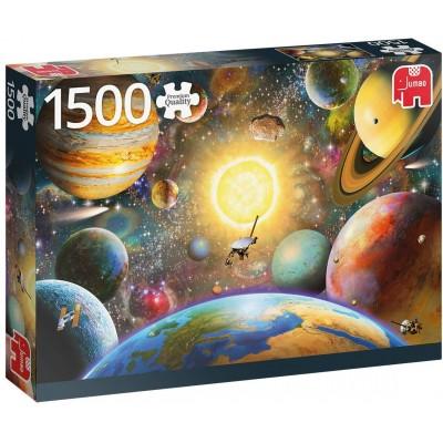 Puzzle  Jumbo-18866 Schweben im Weltraum