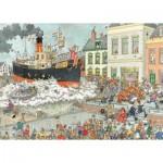 Puzzle  Jumbo-19055 Jan van Haasteren - Der Nikolaus kommt