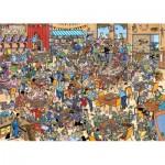 Puzzle  Jumbo-19090 Jan van Haasteren - National Championships Puzzling