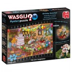 Puzzle  Jumbo-19165 Wasgij Mystery 16 - Geburtstagsüberraschung!