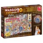 Puzzle  Jumbo-19167 Wasgij Original Retro 3 - Freikörperkultur!