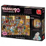 Puzzle  Jumbo-19171 Wasgij Destiny 20 - Das Spielzeuggeschäft!