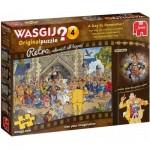 Puzzle  Jumbo-19176 Wasgij Retro Original 4 - Ein denkwürdiger Tag