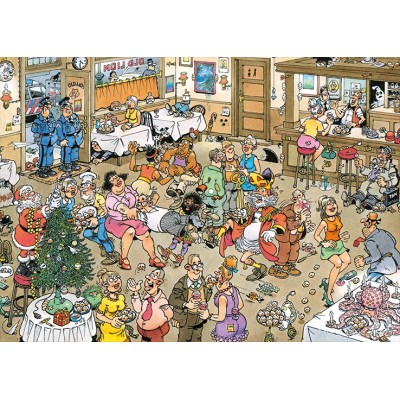 Puzzle Jumbo-20034 Jan van Haasteren - New Year Celebtration!
