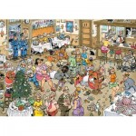 Puzzle  Jumbo-20034 Jan van Haasteren - New Year Celebtration!