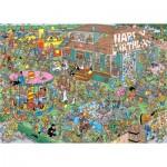 Puzzle  Jumbo-20035 Birthday Party