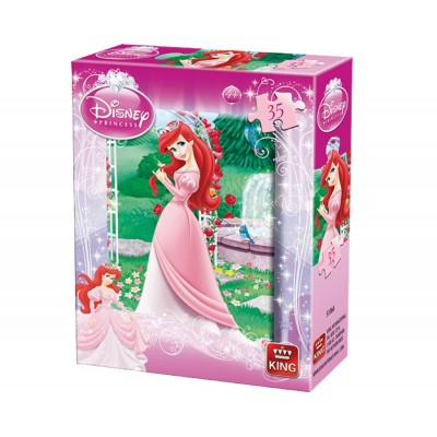 Puzzle King-Puzzle-05106-A Disney Princess