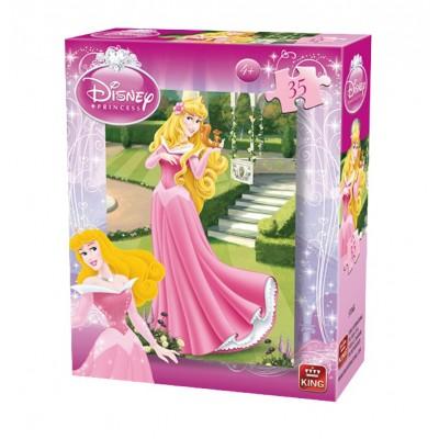 Puzzle  King-Puzzle-05106-D Disney Princess