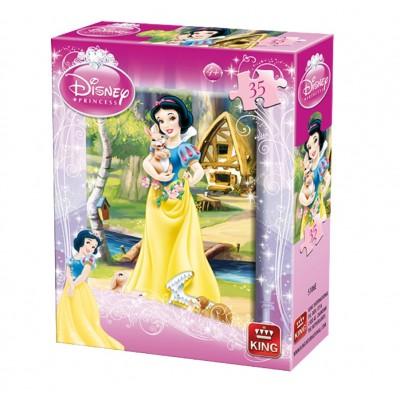 Puzzle  King-Puzzle-05106-E Disney Princess