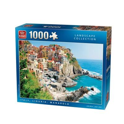 Puzzle  King-Puzzle-05199 Manarola, Italie