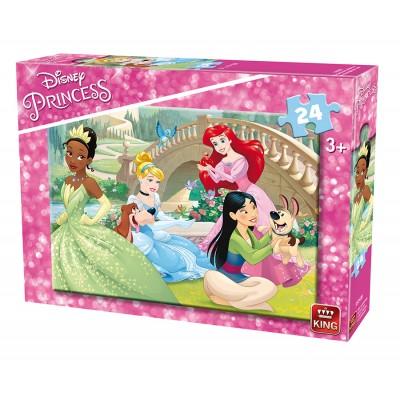 Puzzle  king-Puzzle-05243-B Disney Princess