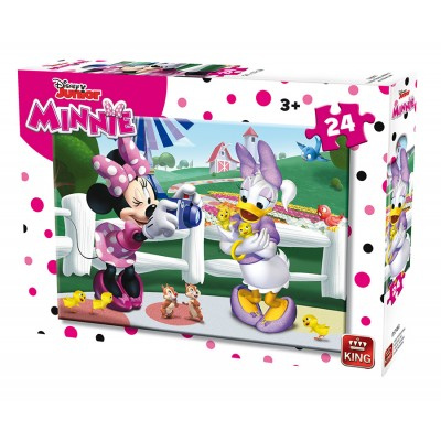 Puzzle  king-Puzzle-05248-B Minnie
