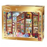 Puzzle  King-Puzzle-05263 Disney - Art Gallery