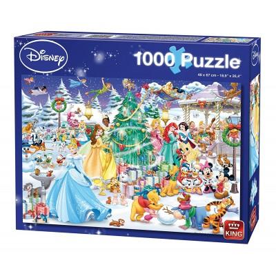 Puzzle King-Puzzle-05266 Winter Wonderland