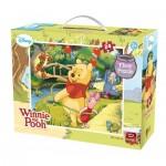 King-Puzzle-05274 Riesen-Bodenpuzzle - Winnie the Pooh