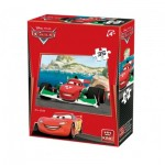 Puzzle  King-Puzzle-05301-K Cars 3