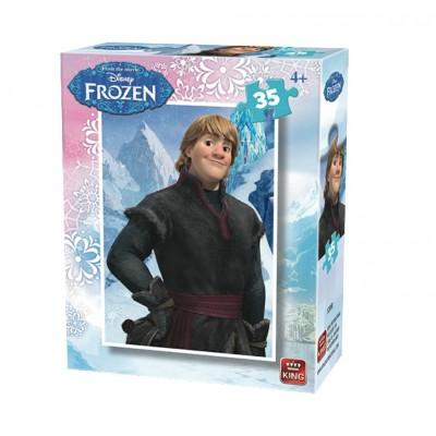 Puzzle King-Puzzle-05304-B Disney - Frozen