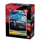 Puzzle  King-Puzzle-05309-C Cars 3