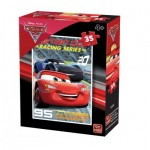 Puzzle  King-Puzzle-05309-E Cars 3