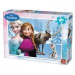 Puzzle  King-Puzzle-05315-A Frozen