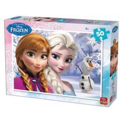 Puzzle King-Puzzle-05315-B Frozen