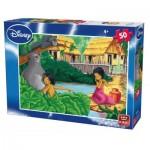 Puzzle  King-Puzzle-05316-B Das Dschungelbuch