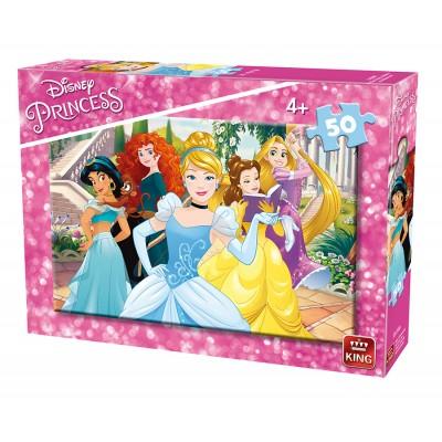 Puzzle  king-Puzzle-05318-A Disney Princess