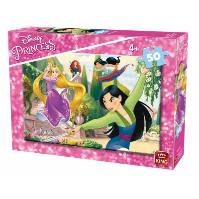 Puzzle king-Puzzle-05318-B Disney Princess