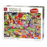 Puzzle  King-Puzzle-05547 World Darts 180