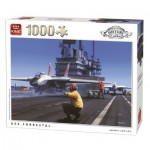 Puzzle  King-Puzzle-05625 USS Forrestal