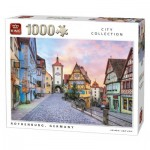 Puzzle  King-Puzzle-05649 Rothenburg ob der Tauber